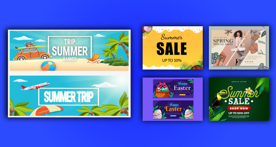 Banner Ad Design Ideas to Inspire Your Audience
